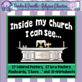 What's Inside a Church ~ Church and Catholic Mass Objects