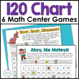 120 Chart ~ It's All Fun And Games on the 120 Chart!