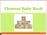 It's Elementary: Elements of the Periodic Table Baby Book Project