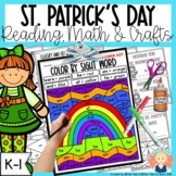 It's St. Patrick's Day! {PRINTABLES}