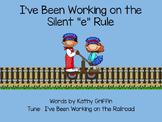 I've Been Working on My Silent e Rule Mini Video Fun