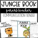 JUNGLE Book Binder