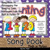 Jack Hartmann Counting 1-20 Fun Music Books