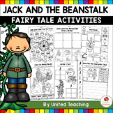 Jack and the Beanstalk No Prep Fairy Tale Activities