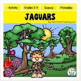 Jaguars: A Nonfiction Resource Pack for Grades 2-4