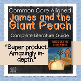 James and the Giant Peach Ready to Go Printables, Activities