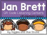 Jan Brett Comprehension Organizers with QR Code Listening Center