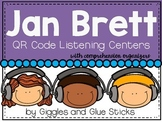Jan Brett Comprehension Organizers with QR Code Listening Center