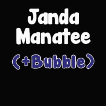 Janda Manatee Font: Personal Use