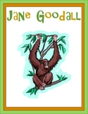 Jane Goodall Thematic Unit