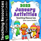 January Activities from Teaching Resources