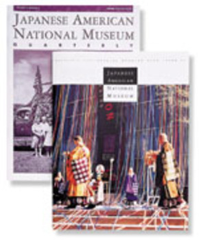 Japanese American Ntl Museum Quarterly Vol. 12 No. 2