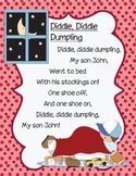 Jazzy Nursery Rhyme Posters