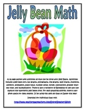 Jelly Bean Math - Great for Easter!