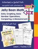 Jelly Bean Math - Happy Easter Jolly Rancher Jelly Bean Math