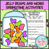 Jelly Beans and More...Reading, Writing, Word Work, Math a