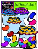Jellybeans and Jars {Creative Clips Digital Clipart}