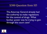 Jeopardy Law Game, Euthanasia Physician Assisted Suicide O