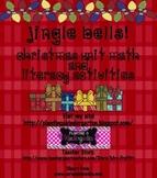 Jingle Bells! Christmas Unit Math and Literacy Activities