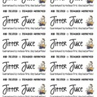 Jitter Juice Labels