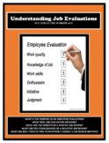 JOB EVALUATION LESSON, Vocational, Job Skills