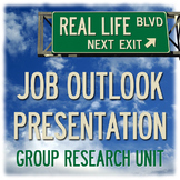 Job Outlook Presentation - Life after Graduation Group Project
