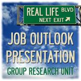 Job Outlook Presentation - Life after Graduation Group Project