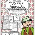 Johnny Appleseed Grammar Freebie!