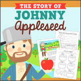 Johnny Appleseed { Biography and Comprehension Lesson Packet }