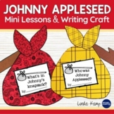 Johnny Appleseed Minilessons, Printables, & Writing Craft