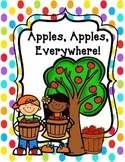 Johnny Appleseed's Apples, Apples Everywhere!