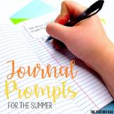 Journal Strips- Summer