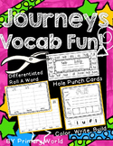 Journeys First Grade Unit 1 Lessons 1-5
