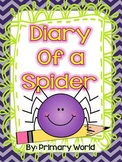 "Journeys 2nd Grade ""Diary of a Spider"" Unit 1.4"