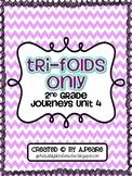 Journeys 2nd Grade Unit 4 Tri-Folds Only