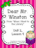 Journeys Fourth Grade: Dear Mr. Winston