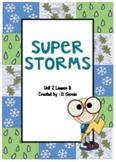 Journeys Second Grade Super Storms Unit 2 Lesson 8