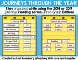 Journeys Through the Year...First Grade Edition