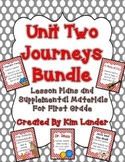 Journeys Unit 2 Supplemental Materials and Lesson Plans fo