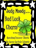 Judy Moody and the Bad Luck Charm by Megan McDonald- Quest