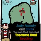 Judy Moody & Stink: Mad Treasure Hunt {a book companion}