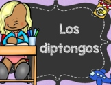 Diphthong's Game- Juego de los Diptongos