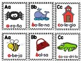 A,B,C Memory Game- Juego de memoria del abecedario