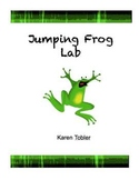 Jumping Frog lab with 30 jumping frogs