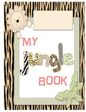 Jungle Theme Communication/Homework Folder