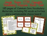 Jungle Theme Grade Two CCSS Complete Vocabulary Program