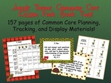 Jungle Theme Grade Two Common Core Lesson Planning Pack