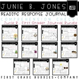 Junie B., First Grader: Reading Response Journals for ALL