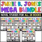 Junie B. Jones The MEGA BUNDLE: Reading Response Sets for