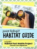 Junior Biologist Habitat Guide
